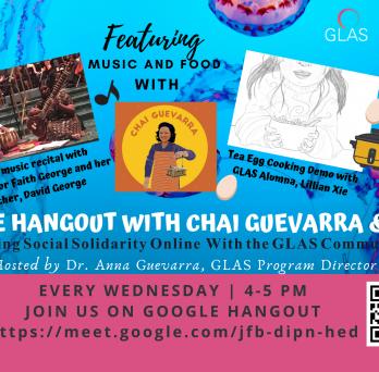 GLAS Google Hangout with Chai Guevarra
