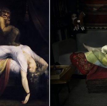 Fuseli by the Uparts