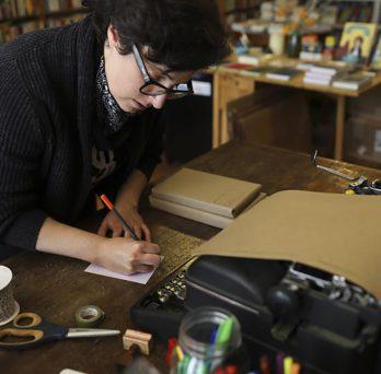 Katharine Solheim, Pilsen Community Books