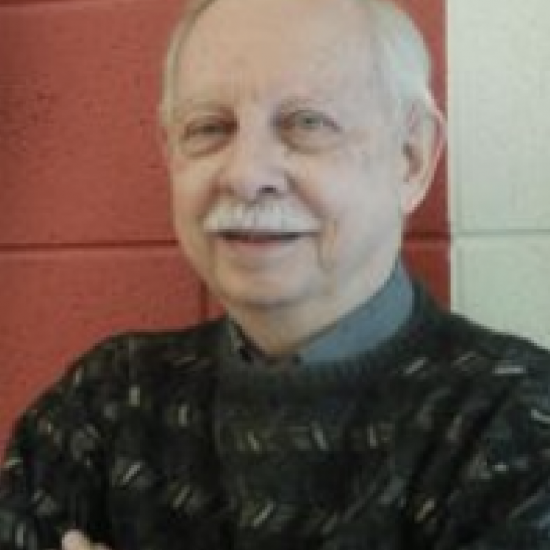 Photo portrait of Robert Munman